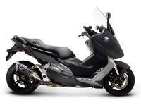 Termignoni Slip On konische Form, Version V4A für BMW C 600 Sport ab Bj. 12