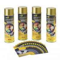 Raid HP 2-LITER-SET Automotive Sprühfolie gold 2.000 ml