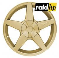 Raid HP Automotive Sprühfolie gold metallic seidenglanz 500ml