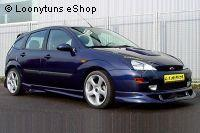 Carzone Frontstoßstange  Ford Focus 1998