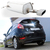 FOX Sportauspuff Ford Fiesta 6 Endschalldämpfer - 145x65mm Typ 59 Black/ Red Edition 1.6l 88kW