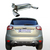 FOX Duplex Sportauspuff Ford Kuga 2.5l 2.0l D rechts links je 1x106x71mm oval
